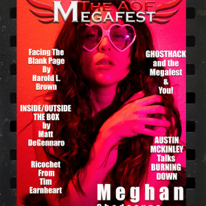 Action on Film Megafest magazine June 2019