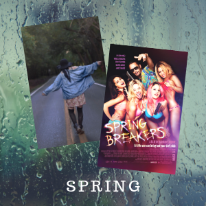 using elements of Spring in movies
