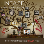 Lineage, a thriller screenplay by Kay Patterson