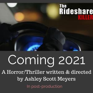 The Rideshare Killer horror/thriller movie