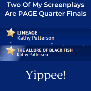 Two Scripts Make PAGE Quarter Finals
