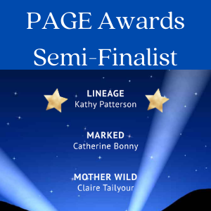 Thriller screenplay Lineage by Kathy Patterson a PAGE Awards semi-finialist 2020