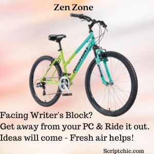 Ride Out Writer's Block