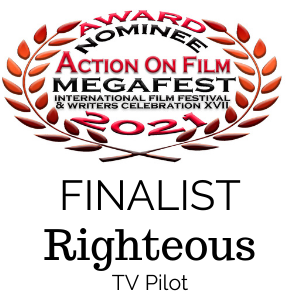 Righteous Finalist at AOF Megafest